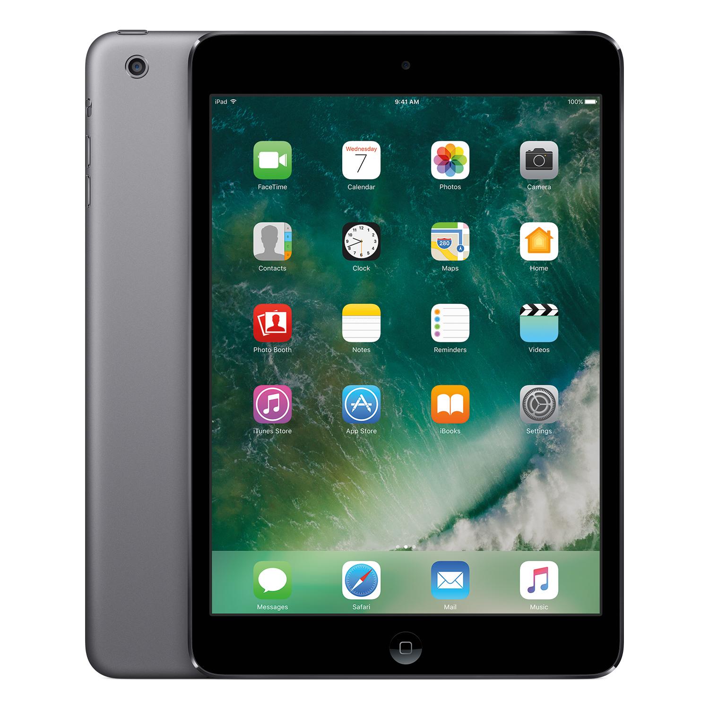 apple ipad mini 2 wifi 32gb grau me277 me277fd a grau. Black Bedroom Furniture Sets. Home Design Ideas