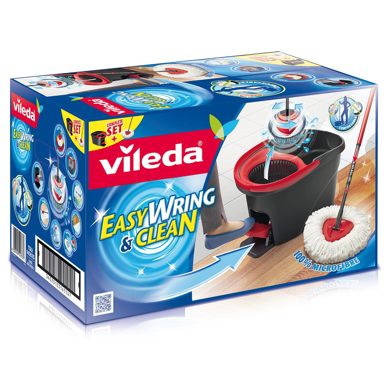Vileda Easy Wring & Clean Mocio Set