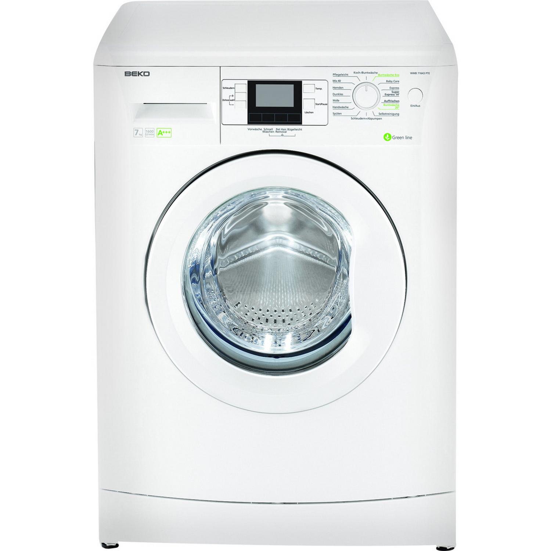 beko wmb71643 pte a waschmaschine 7kg 8690842363535 ebay. Black Bedroom Furniture Sets. Home Design Ideas