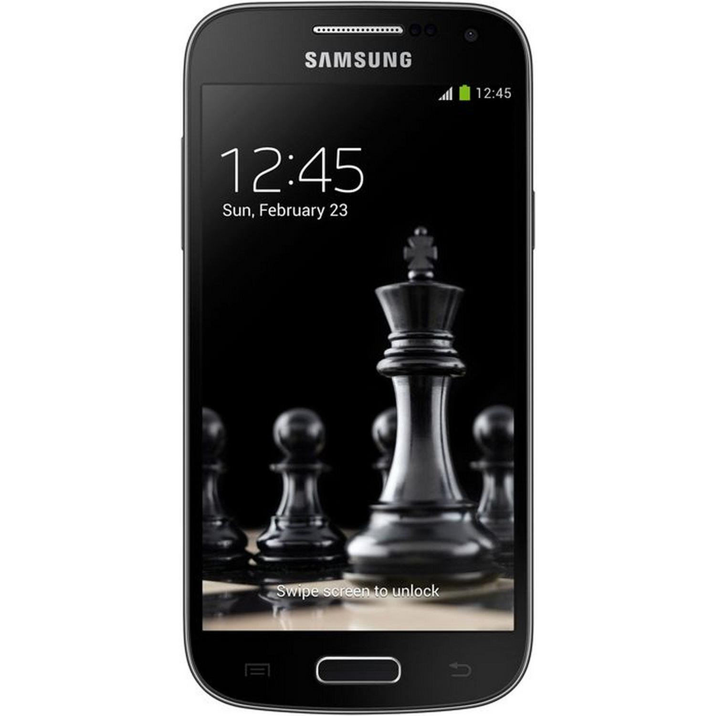 Samsung Galaxy S4 mini i9195 8GB BE GT-I9195DKYATO DEEP BLACK