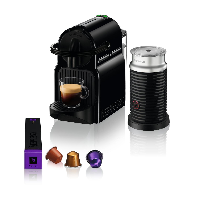 DELONGHI NESPRESSO Delonghi EN80.BAE Inissia&Milk Nespresso NESPRESSOMASCHINE