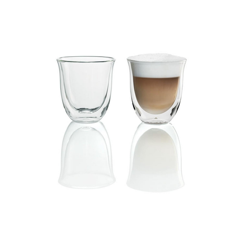 delonghi cappuccino gl ser doppelwandige thermogl ser ebay. Black Bedroom Furniture Sets. Home Design Ideas