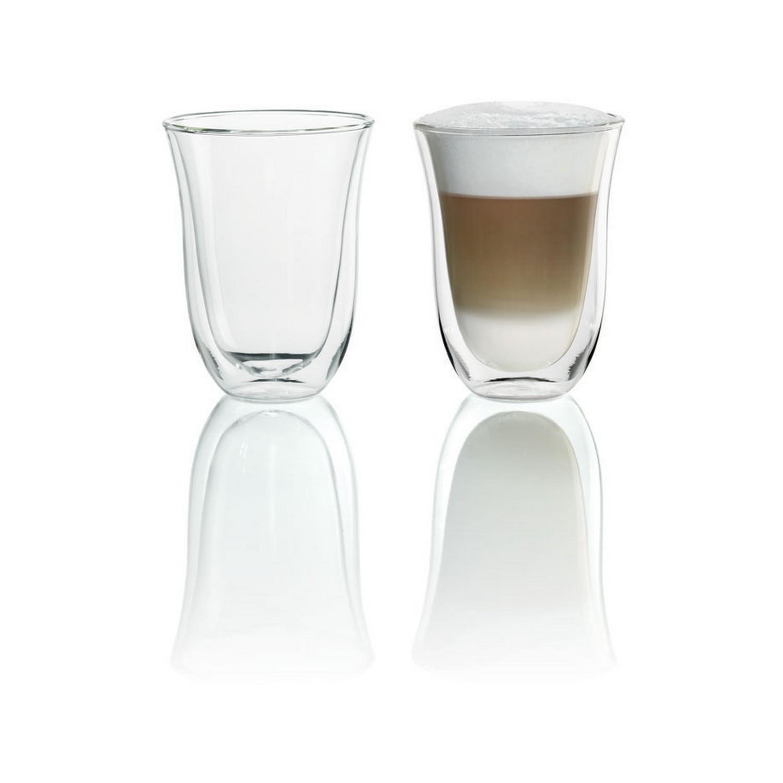 doppelwandige latte macchiato gl ser. Black Bedroom Furniture Sets. Home Design Ideas