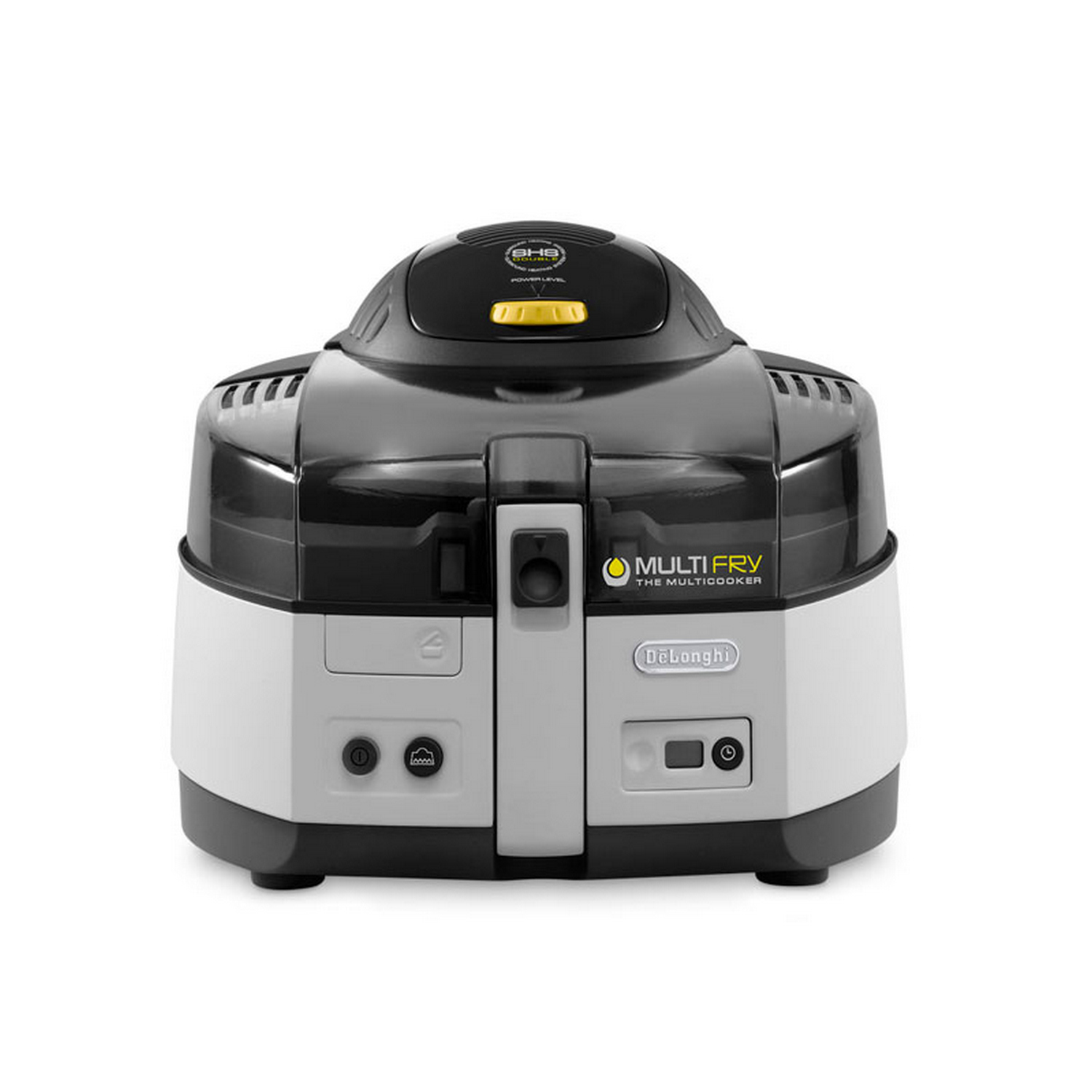 Delonghi FH1163 Multifry Fritteuse HEIßLUFT FRITTEUSE & MULTICOOKER