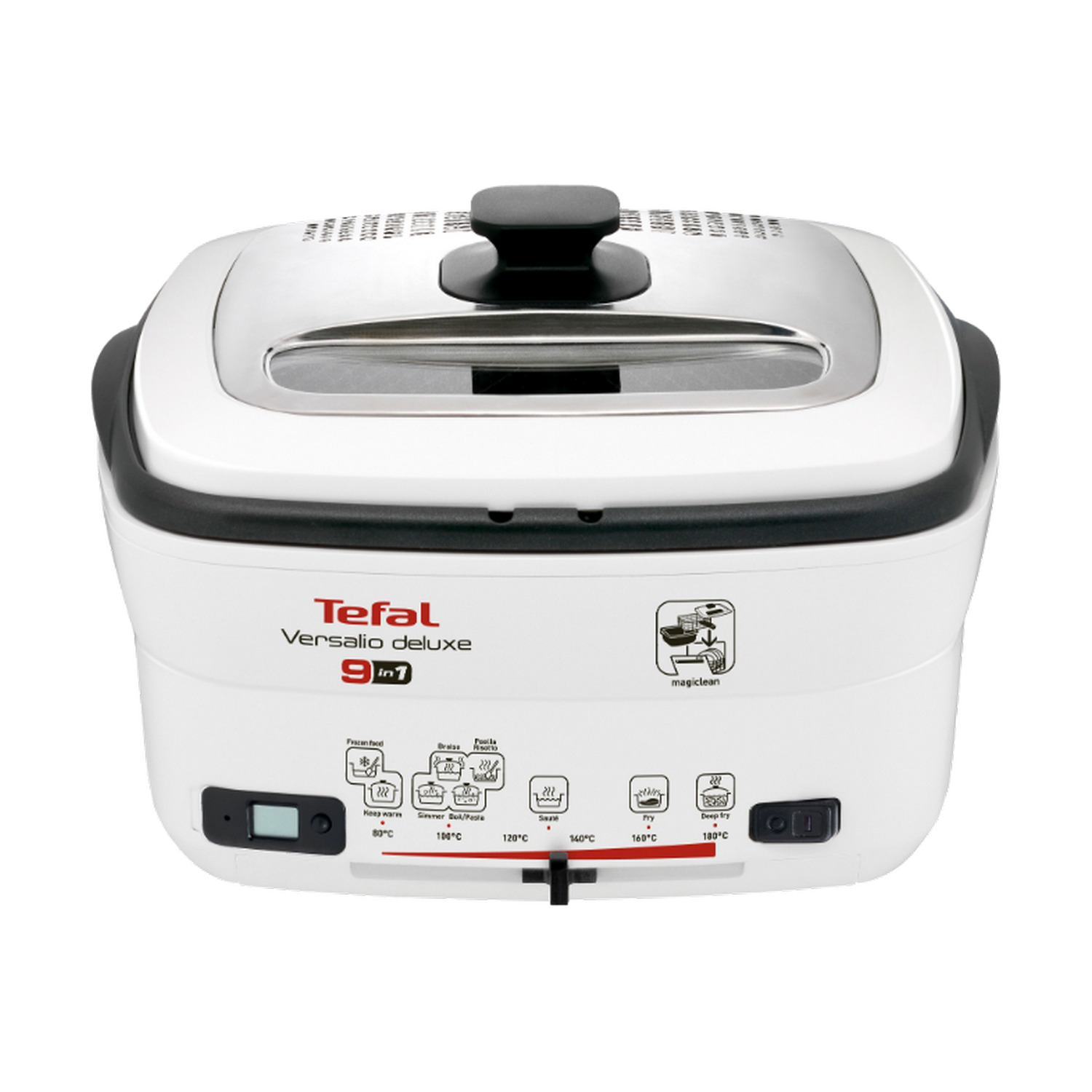 FR4950 Versalio Deluxe 9in1 Multifunktions Friteuse