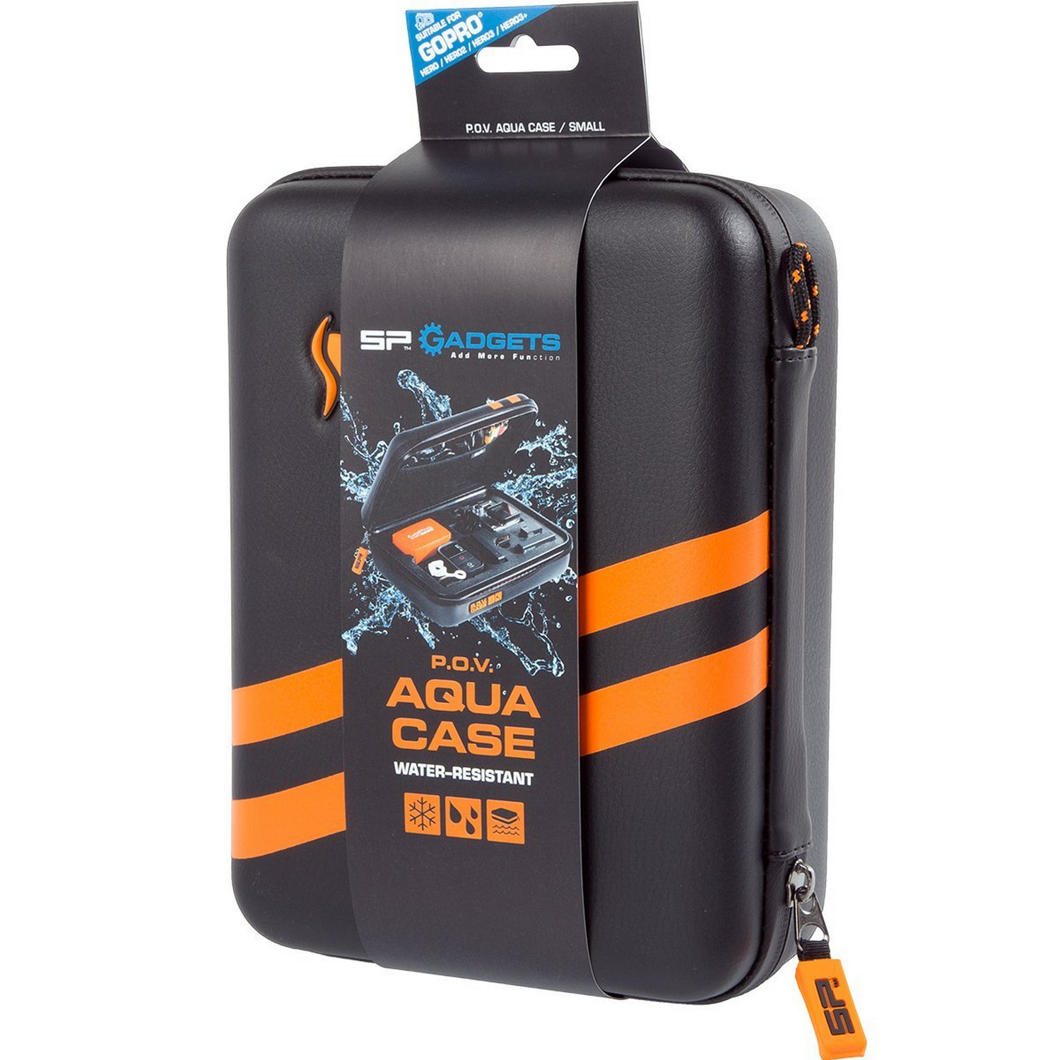 SP POV Aqua Case GoPro Edition 3.0 black SP-GADGETS 53080