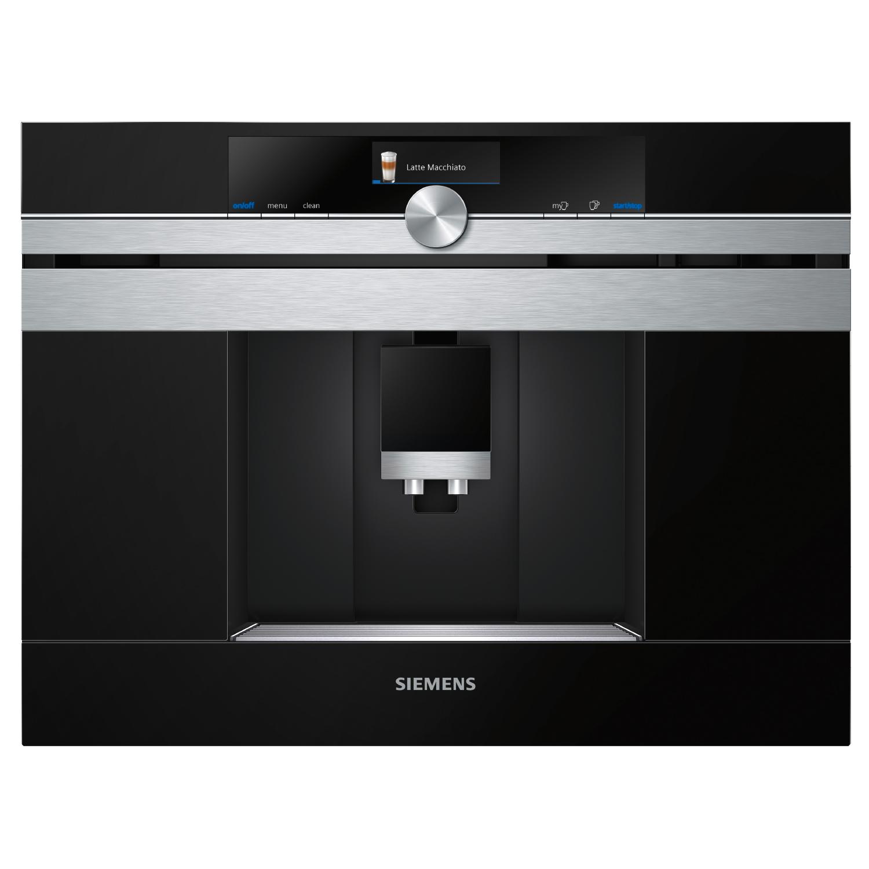 Siemens CT636LES1 Kaffeevollautomat EINBAU KAFFEEVOLLAUTOMAT