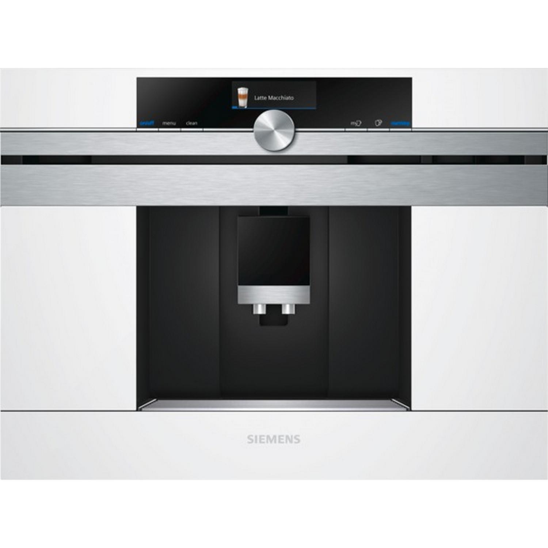 Siemens CT636LEW1 Kaffeevollautomat EINBAU KAFFEEVOLLAUTOMAT