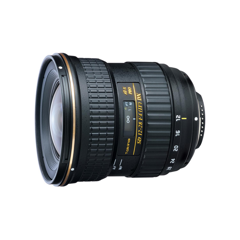 Tokina AT-X 12-28/4.0 Pro DX Nikon WEIWINKEL-OBJEKTIV T5122803