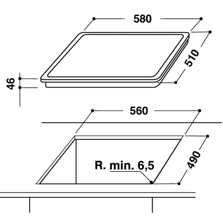 kochfeld autark 60 cm whirlpool preisvergleiche erfahrungsberichte und kauf bei nextag. Black Bedroom Furniture Sets. Home Design Ideas