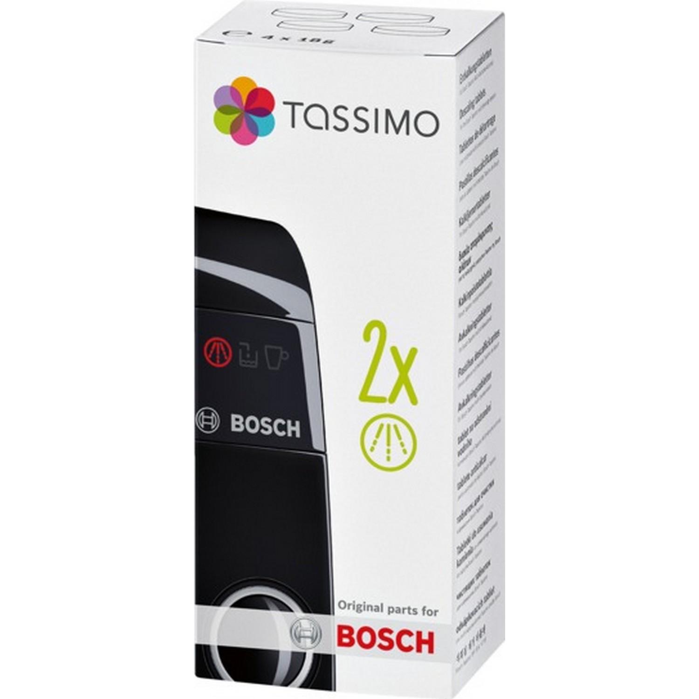 Bosch TCZ6004 Entkalkungstabletten ENTKALKUNGSTABLETTEN FÜR TASSIMO
