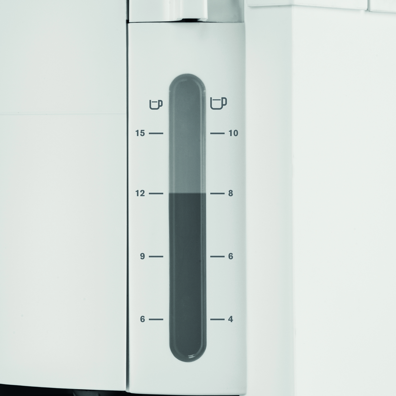 krups f309 01 proaroma wei kaffeemaschine 3045386368594. Black Bedroom Furniture Sets. Home Design Ideas
