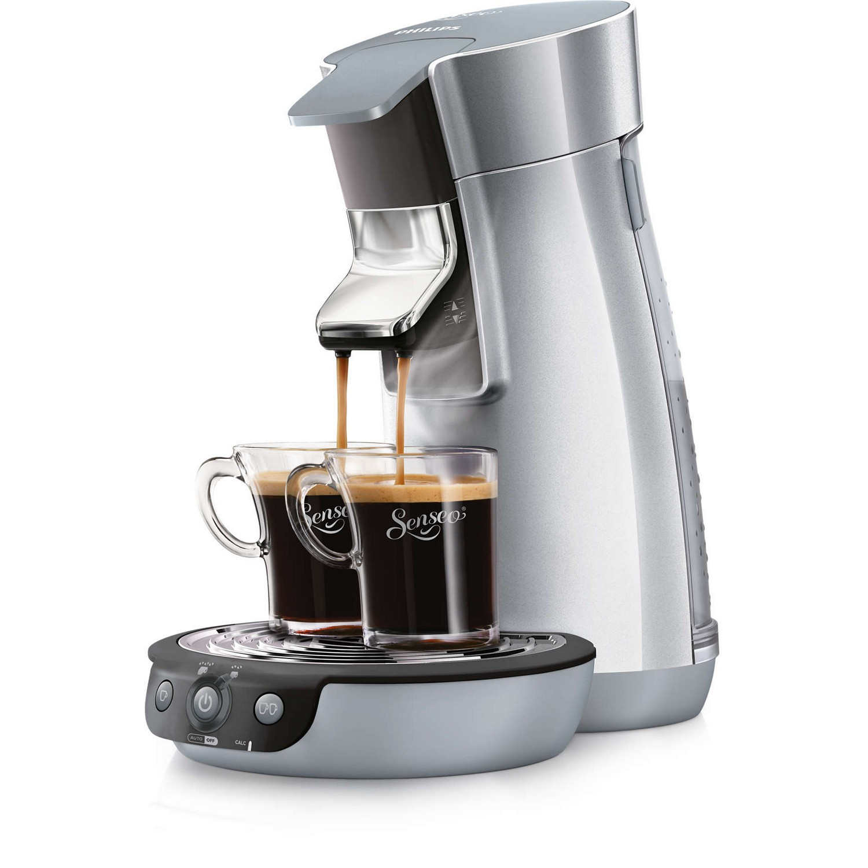 Philips HD7828/50 Senseo VIVA CAFE SILBER