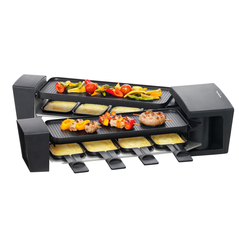 TRISA 7584.42 Raclette Vario Flex RACLETTE FÜR 8 PERSONEN