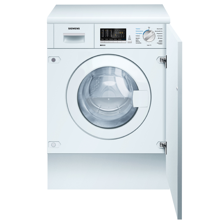 Siemens WK14D541 Wash&Dry EINBAU WASCHTROCKNER VOLLINTEGRIERT