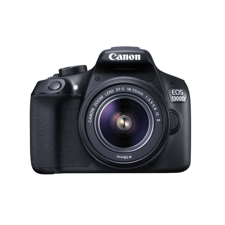 EOS 1300D mit EF-S 18-55 IS Digitale SLR-Kamera
