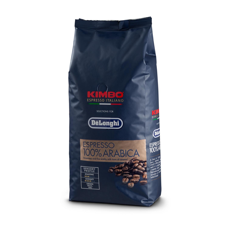 Delonghi Kaffee Kimbo Arabica 1 KG KAFFEE