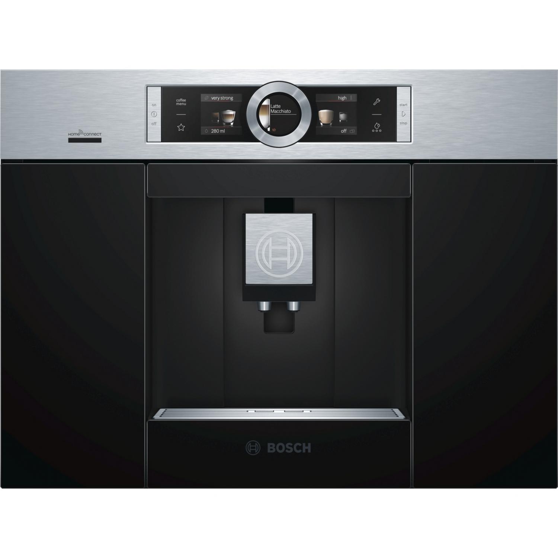 Bosch CTL636ES6 Kaffeevollautomat EINBAU KAFFEEVOLLAUTOMAT EDELSTAHL
