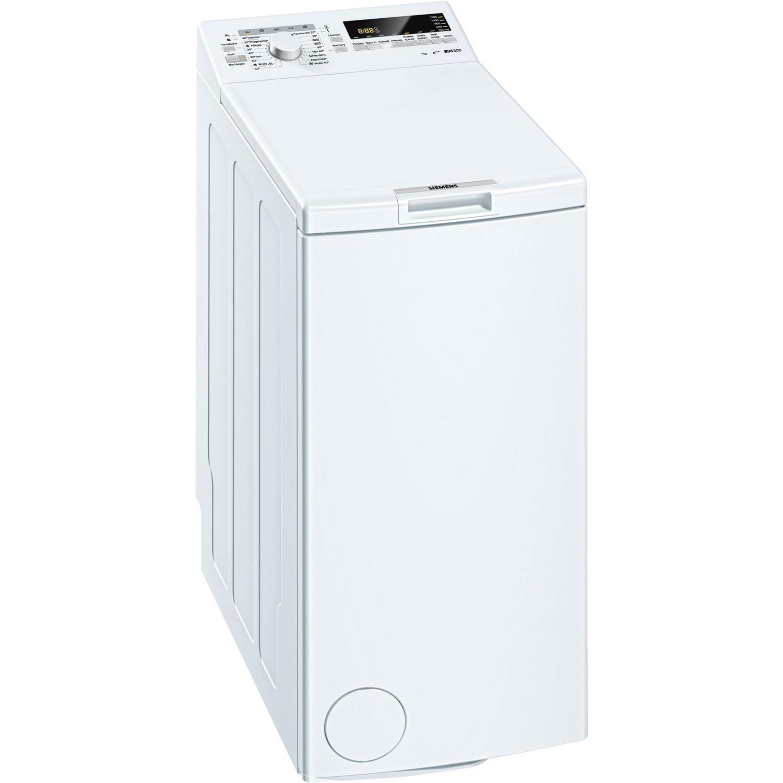 waschmaschine toplader siemens wp12t227 toplader waschmaschine toplader 7kg a. Black Bedroom Furniture Sets. Home Design Ideas