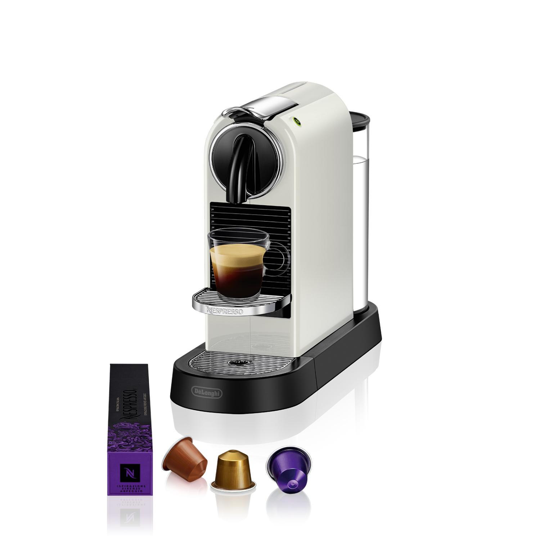 DELONGHI NESPRESSO Delonghi EN167.W Nespresso NESPRESSOMASCHINE