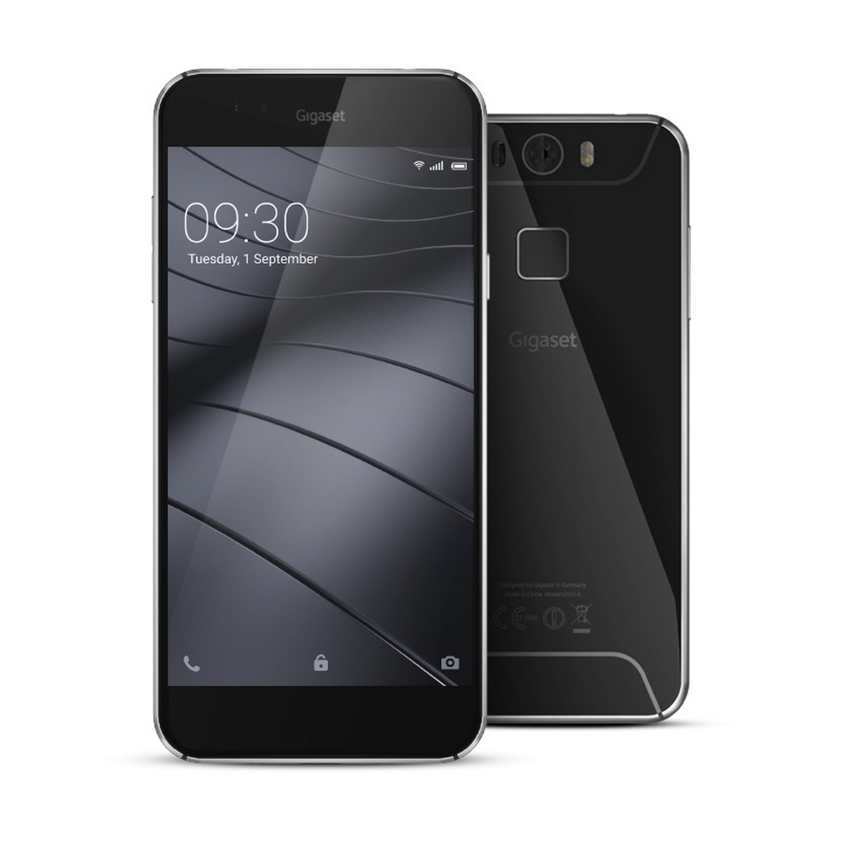 Gigaset ME Pro (GS57-6) 32GB black - Preisvergleich