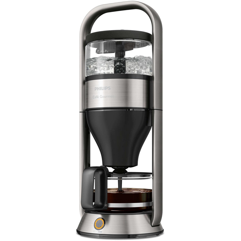 philips hd5413 00 caf gourmet edelstahl kaffeemaschine ebay. Black Bedroom Furniture Sets. Home Design Ideas