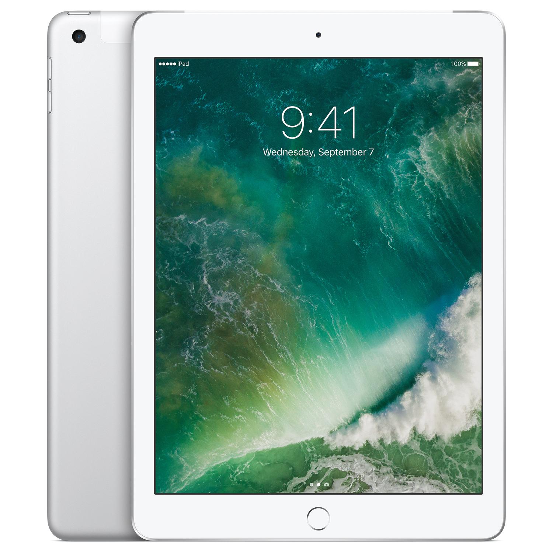 Apple iPad LTE 32GB Silber MP1L2FD/A silber/weiß - Preisvergleich