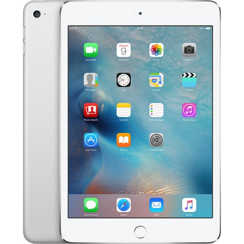 Apple iPad mini 4 LTE 128GB Silber MK772 MK772FD/A silber/weiß - Preisvergleich