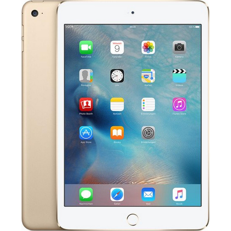 Apple iPad mini 4 LTE 128GB Gold MK782 MK782FD/A gold/weiß - Preisvergleich