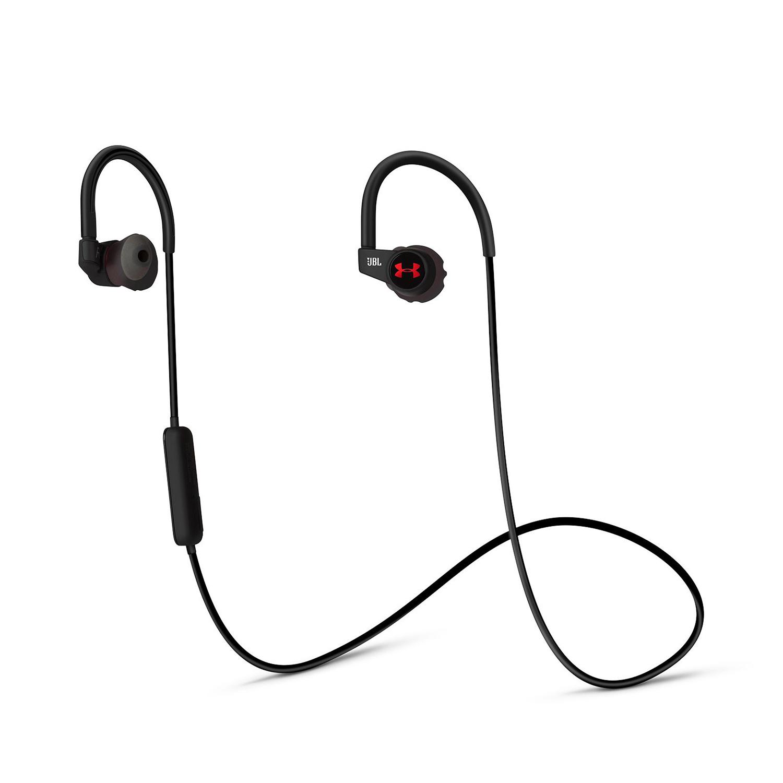JBL Under Armour Sport Wireless Heart Rate In-Ear-Kopfhörer schwarz - Preisvergleich