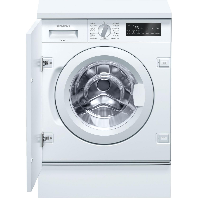 Siemens WI14W440 Einbauwaschmaschine A+++, INTEGRIERBAR