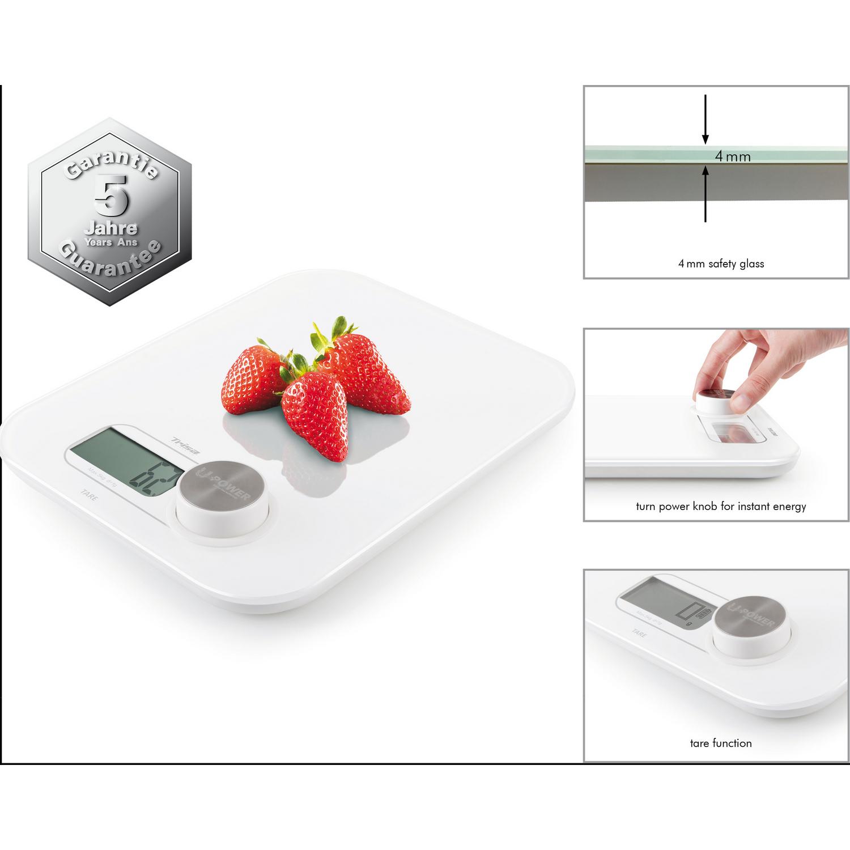 trisa k chenwaage dynamo kitchen scale k chenwaage ebay. Black Bedroom Furniture Sets. Home Design Ideas