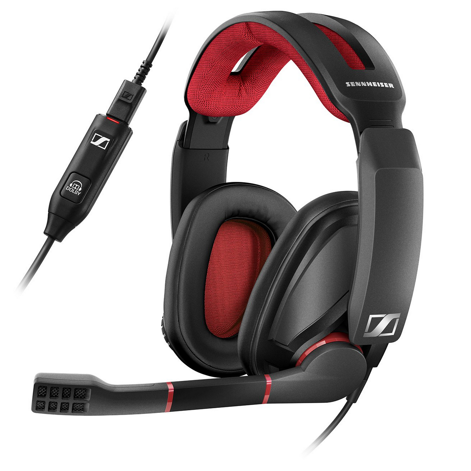 GSP 350 Headset PC Gaming Headset Surround Sound 507081
