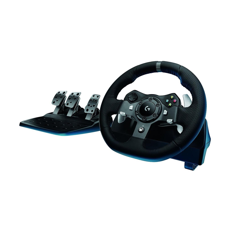 Logitech G920 Driving Force Lenkrad Xbox 941-000145 FÜR XBOX ONE UND PC** 222A262