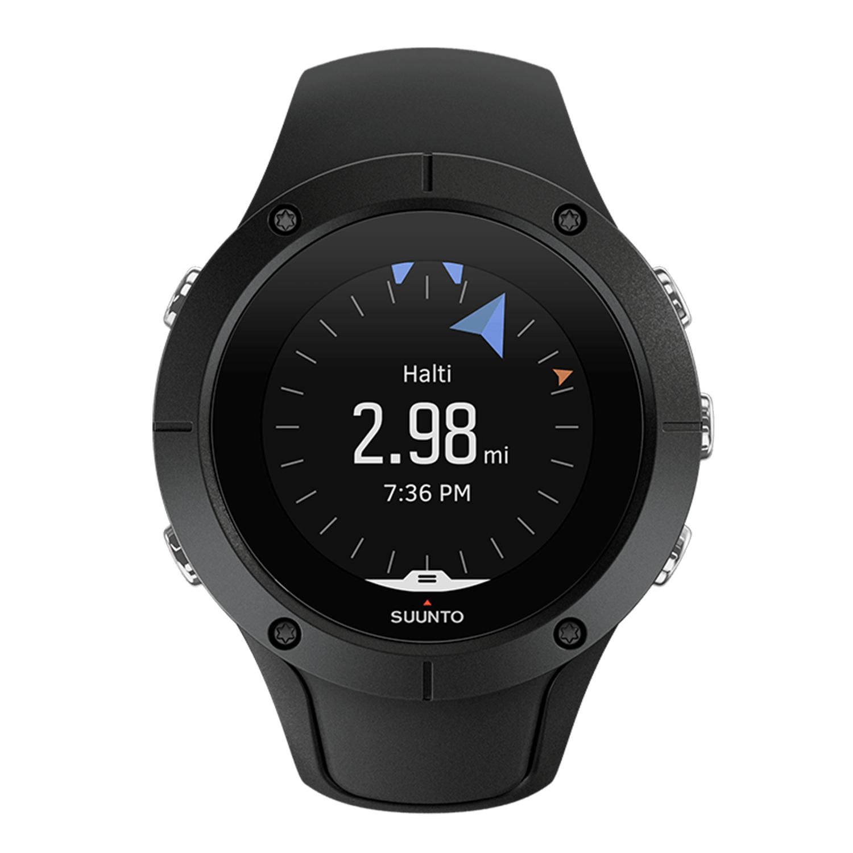 Suunto Spartan Trainer Wrist HR schwarz (SS022668000) - Preisvergleich