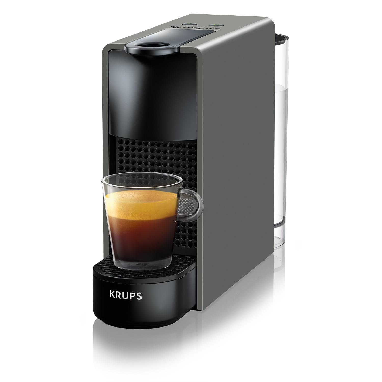 KRUPS NESPRESSO Krups XN110B Nespresso ESSENZA MINI GRAU