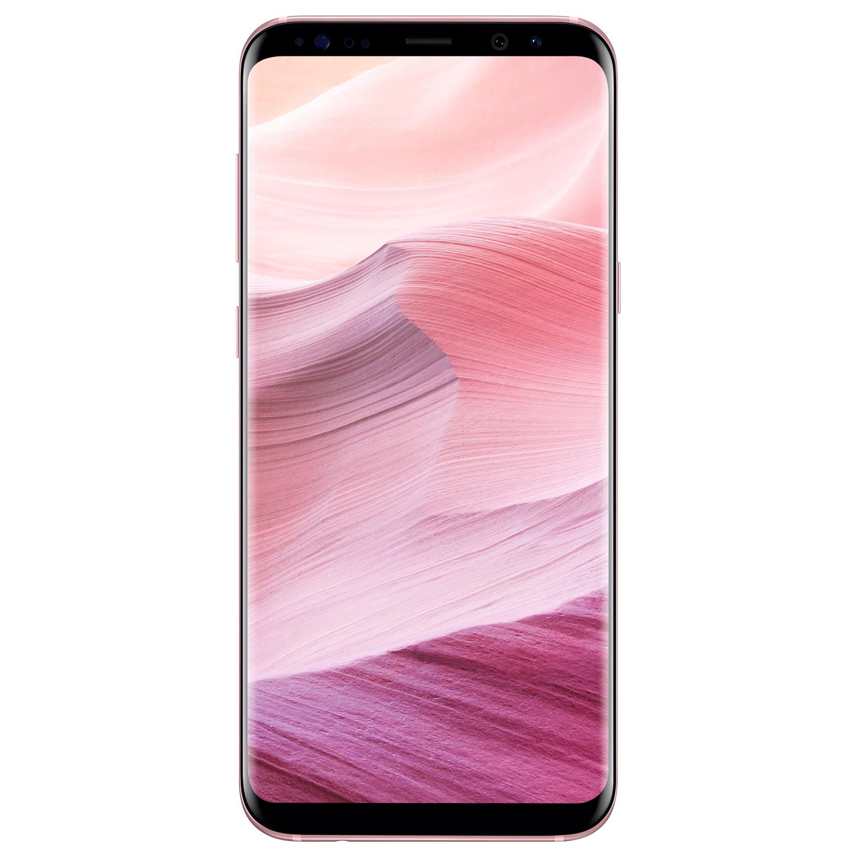 Samsung Galaxy S8+ 64 GB rose pink SM-G955FZIAATO - Preisvergleich