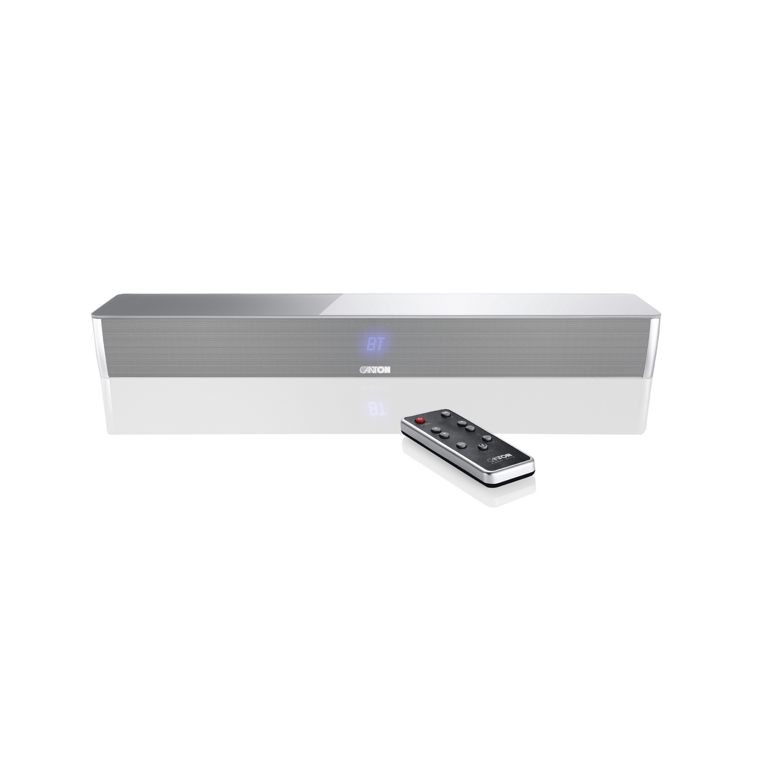 Canton DM 5 silber 2.1 VIRTUAL SURROUND-SYSTEM DM 5 2.1