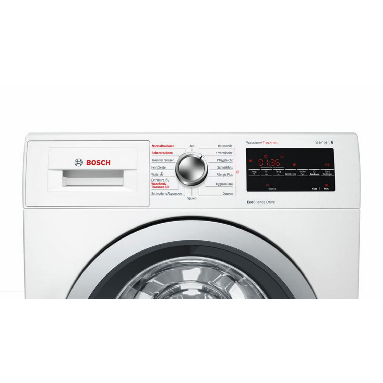 Bosch WVG30443 Waschtrockner 7/4KG, A