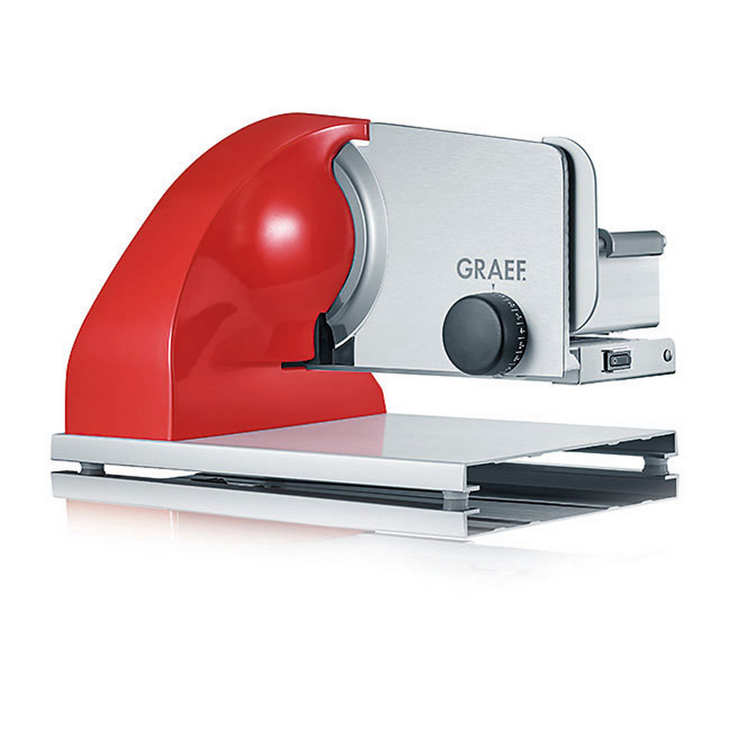 Graef Sliced Kitchen SKS 903 ALLESSCHNEIDER, ROT