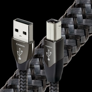 Audioquest USB Carbon 1,5m A>B USB Kabel USB-KABEL 3886530082
