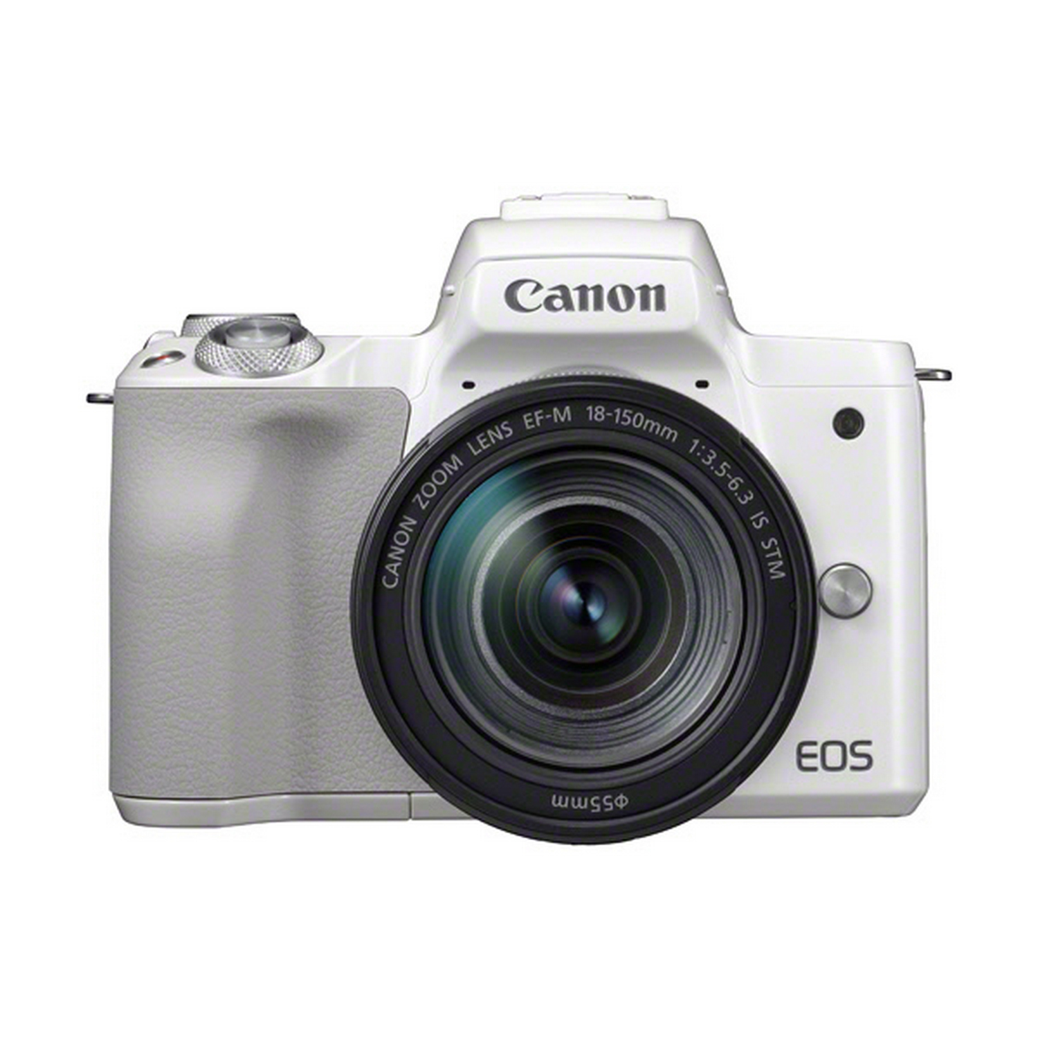 Canon EOS M50 weiss EF-M 18-150 Kit SYSTEMKAMERA 2681C042
