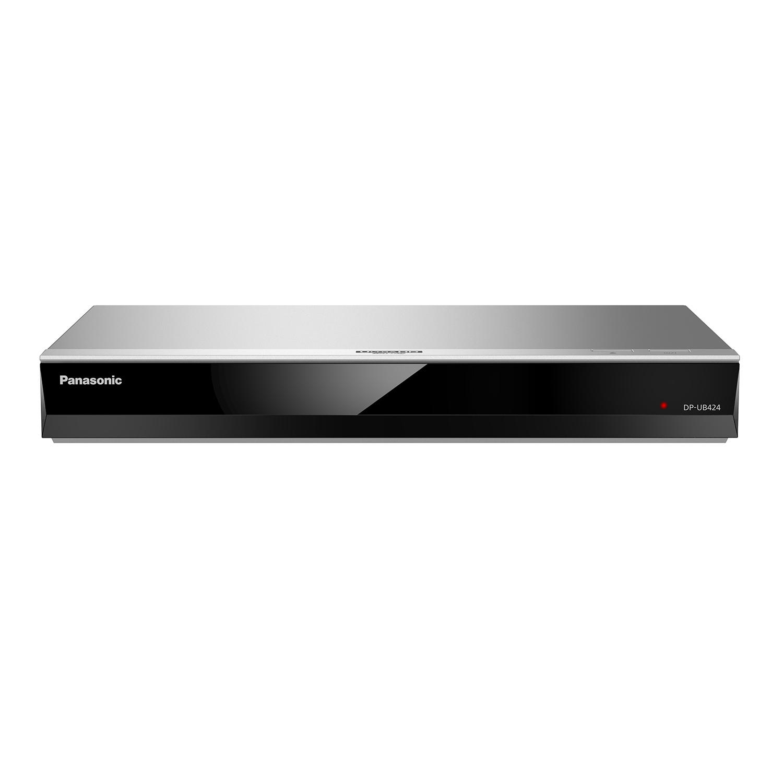Panasonic DP-UB424EGS silber Ultra HD Blu-ray Player - Preisvergleich