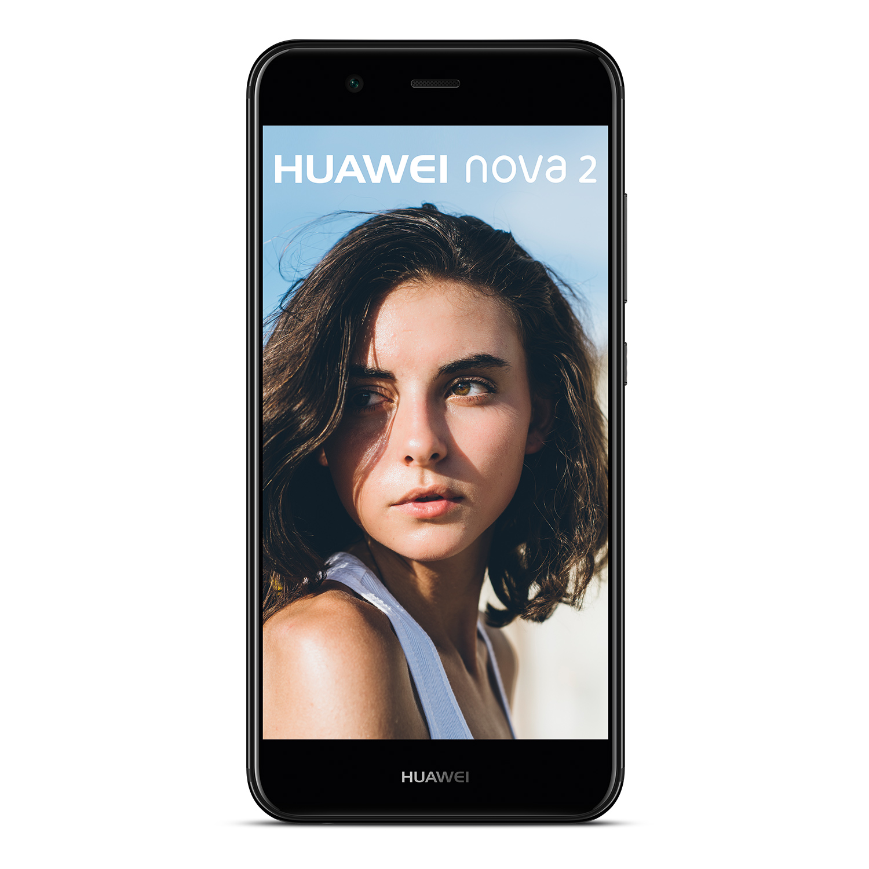 Nova 2 Dual-SIM schwarz