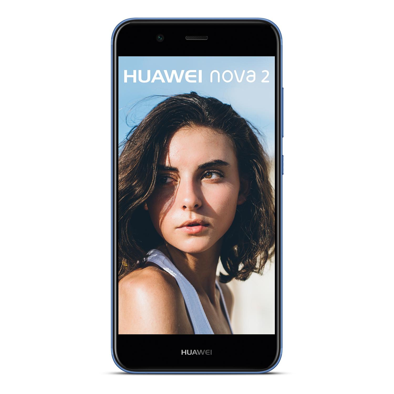 Nova 2 Dual-SIM blau