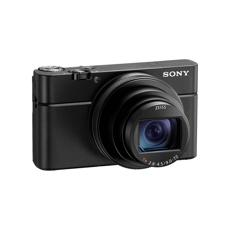 Sony DSC-RX100M6 schwarz DIGITALE KOMPAKTKAMERA DSCRX100M6.CE3