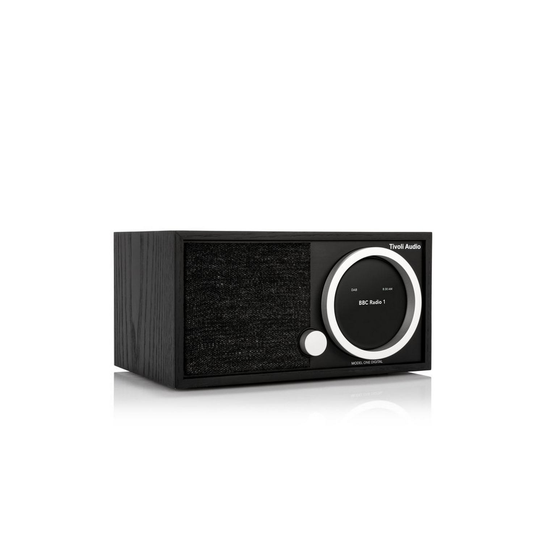 Tivoli Audio ART Model ONE digital+black TISCHRADIO MIT WI-FI/DAB+/BT/UKW/AUX M1DP-1740-EU