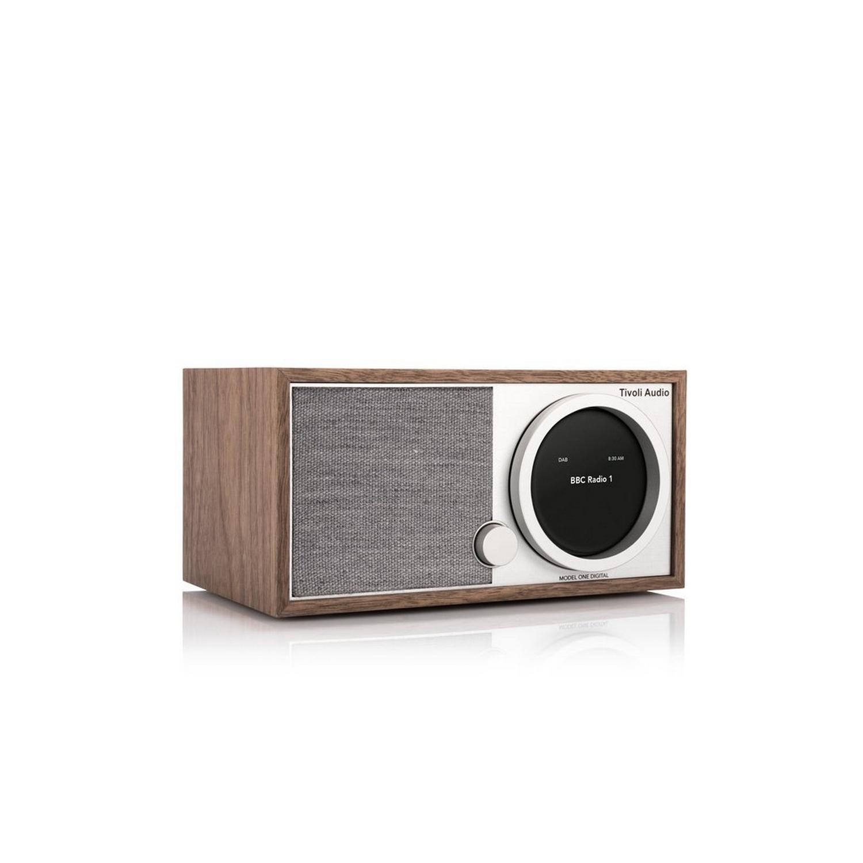 Tivoli Audio ART Model ONE digital+ nuss TISCHRADIO MIT WI-FI/DAB+/BT/UKW/AUX M1DP-1738-EU