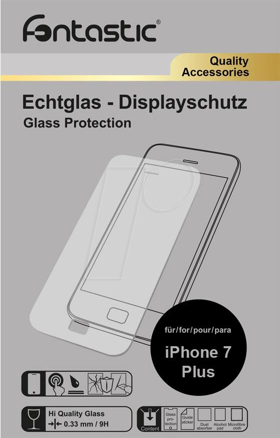 Fontastic Full Cover für Apple iPhone APPLE IPHONE 7+/8+