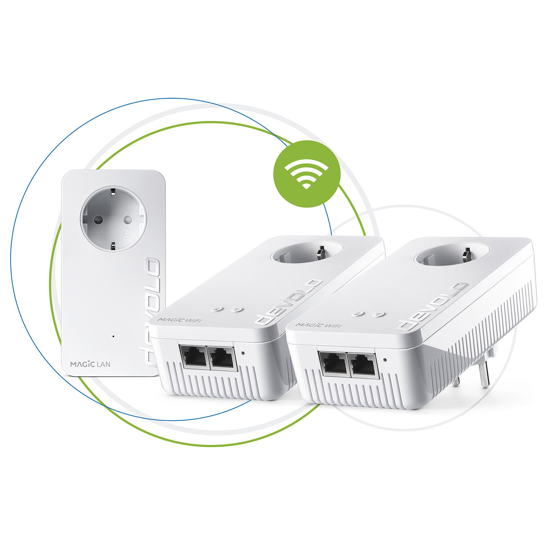 devolo Magic 2 WiFi Multiroom Kit 8391